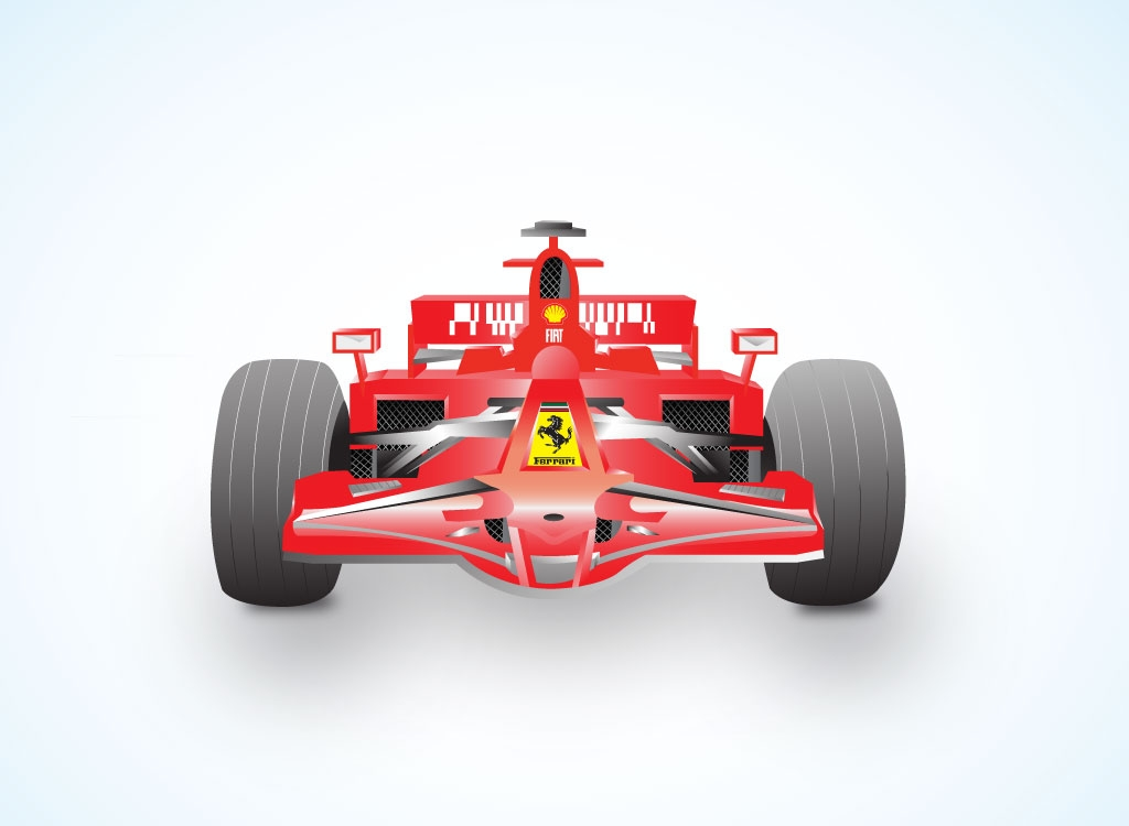 Race Car clipart red Car Art Race Pictures Car