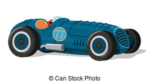 Race Car clipart retro Art of Clip racing icon