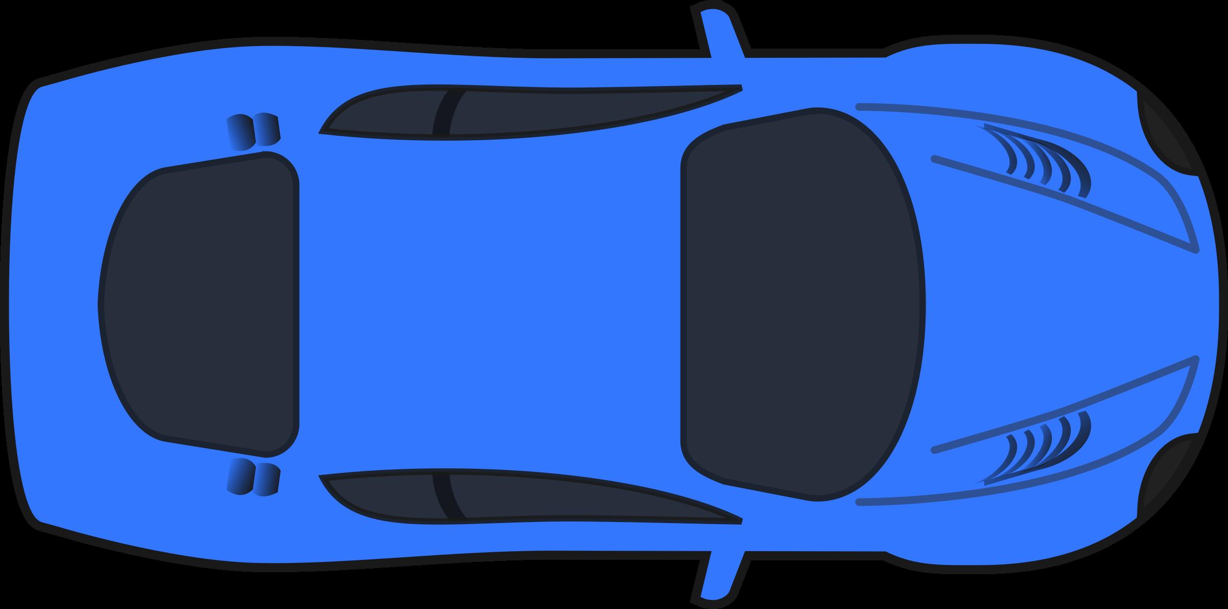 Race Car clipart simple Dark Blue Car Dark Clipart