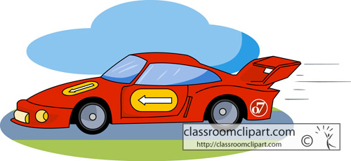 Race Car clipart speedway : jpg Transportation : Classroom