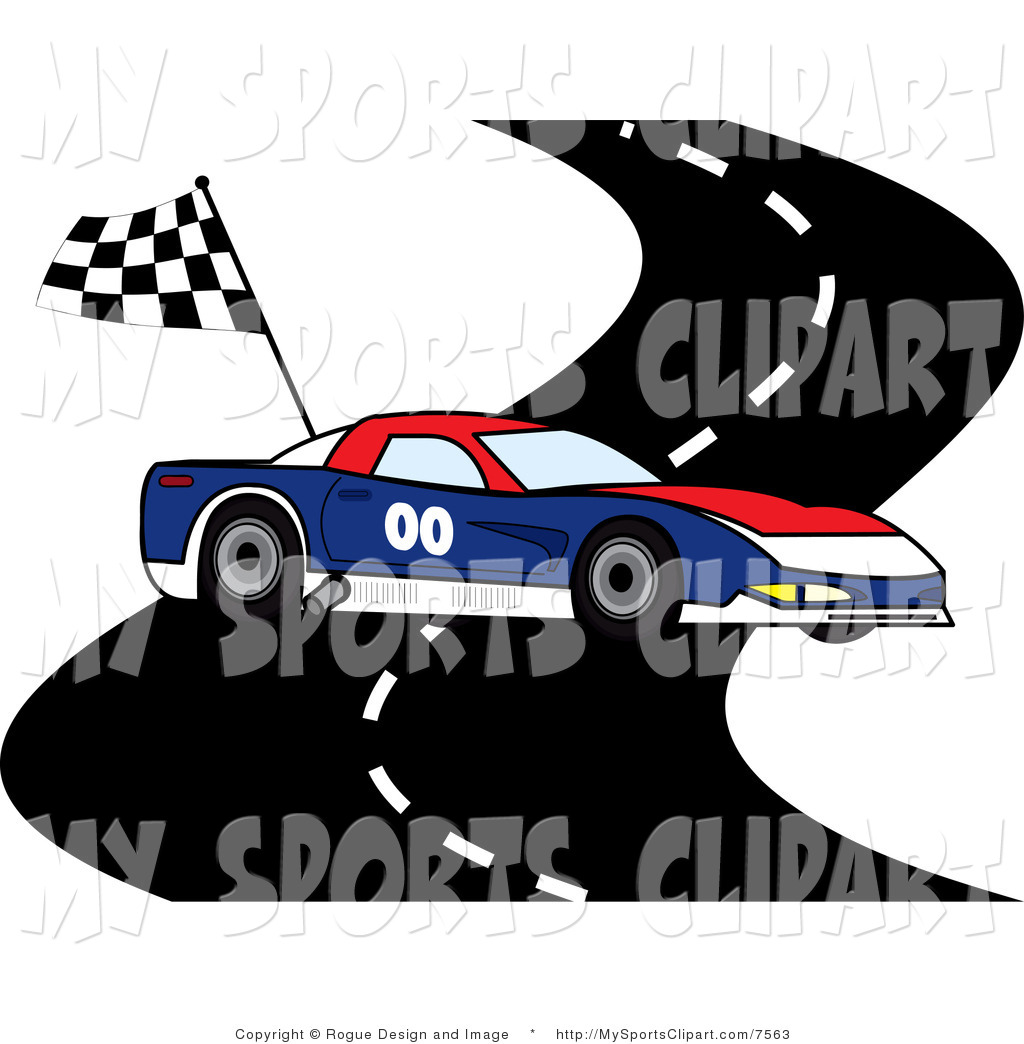 Race Car clipart speedway Speedway Illustrations and track Clipart