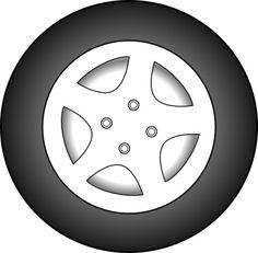 Race Car clipart tire Auto cartoon  vehicle for