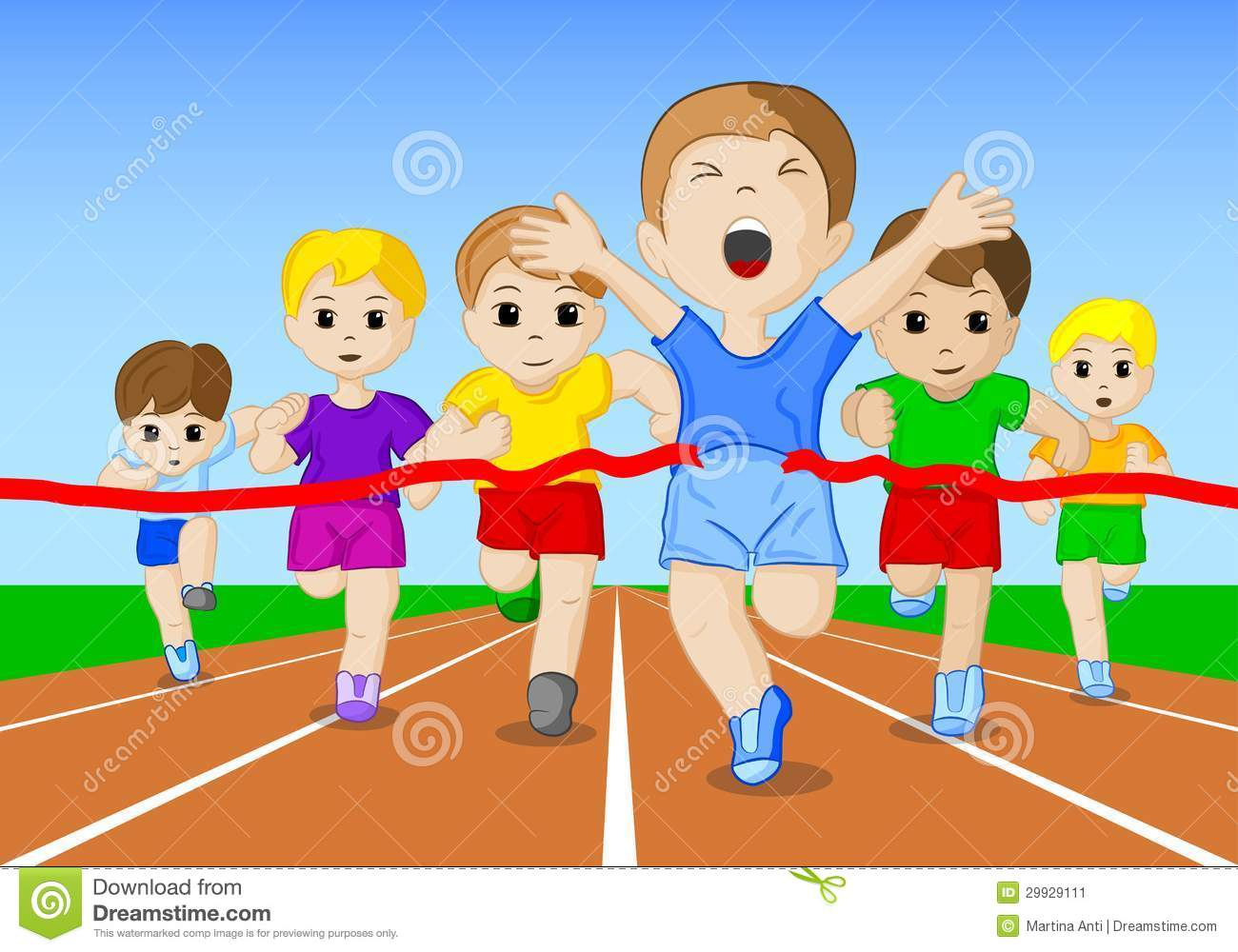 Race clipart child athletics Race%20clipart Clipart Clipart Art Images