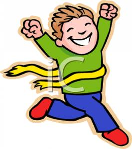 Winning clipart mvp trophy Kids%20running%20a%20race%20clipart Clipart Kids Panda Race
