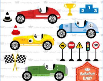 Classic Car clipart racing car Panda For Images Kids Cars%202%20Clip%20Art