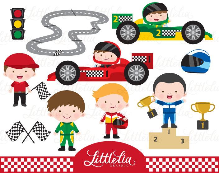 Racer clipart cute Clipart cars cars Racer clipart
