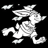 Race clipart bunny #7