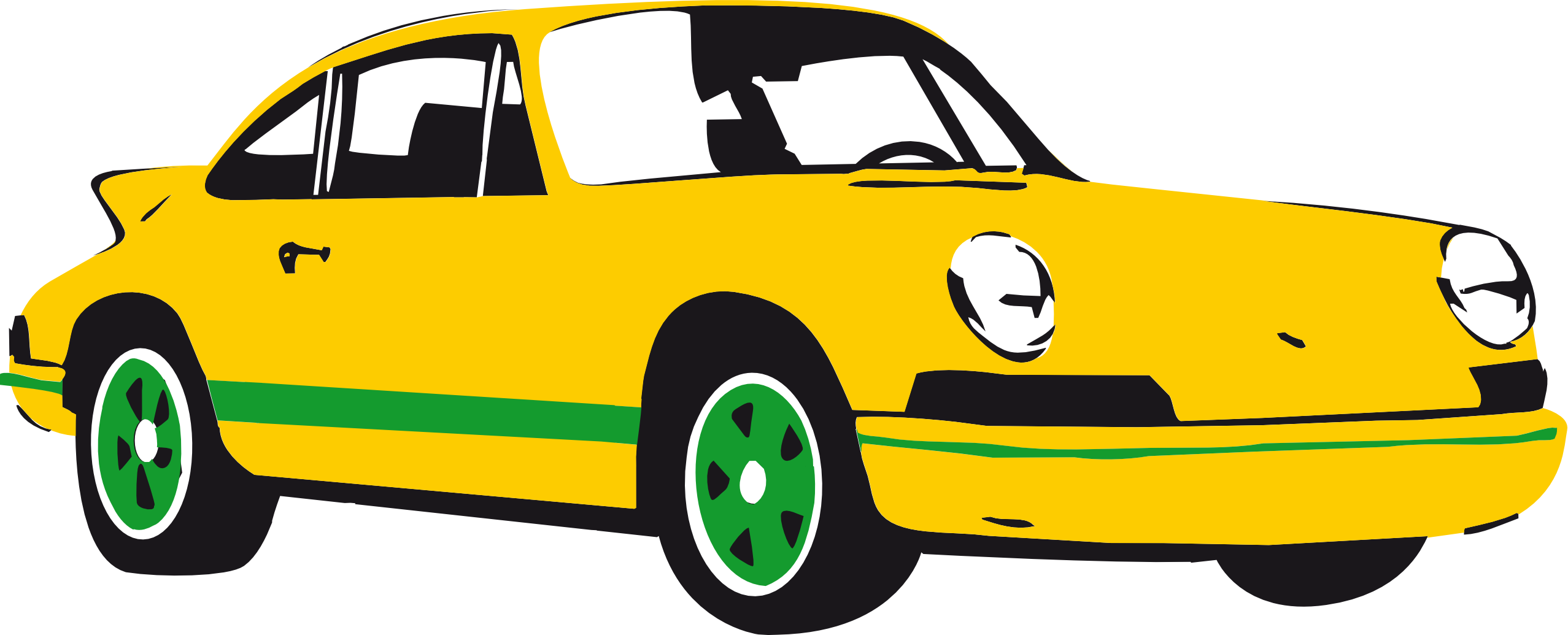 Taxi clipart auto Car Clipart clipartfest Race Car