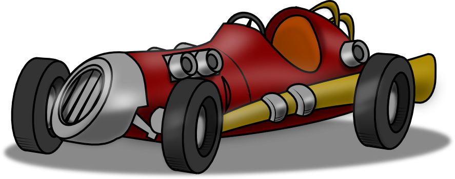 Classic Car clipart racing car Cliparts Inspiration Rally Art Car