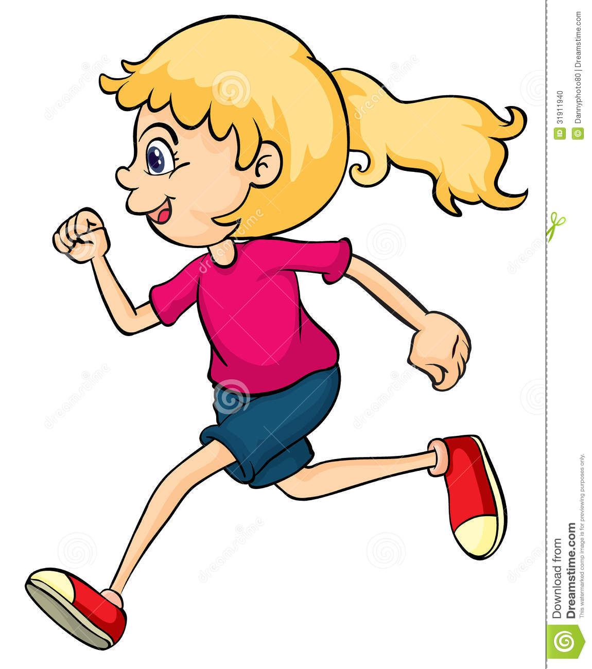 Race clipart child athletics Athletics girl Club running background