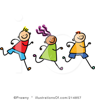 Race clipart child athletics Running Clipart A Clipart People