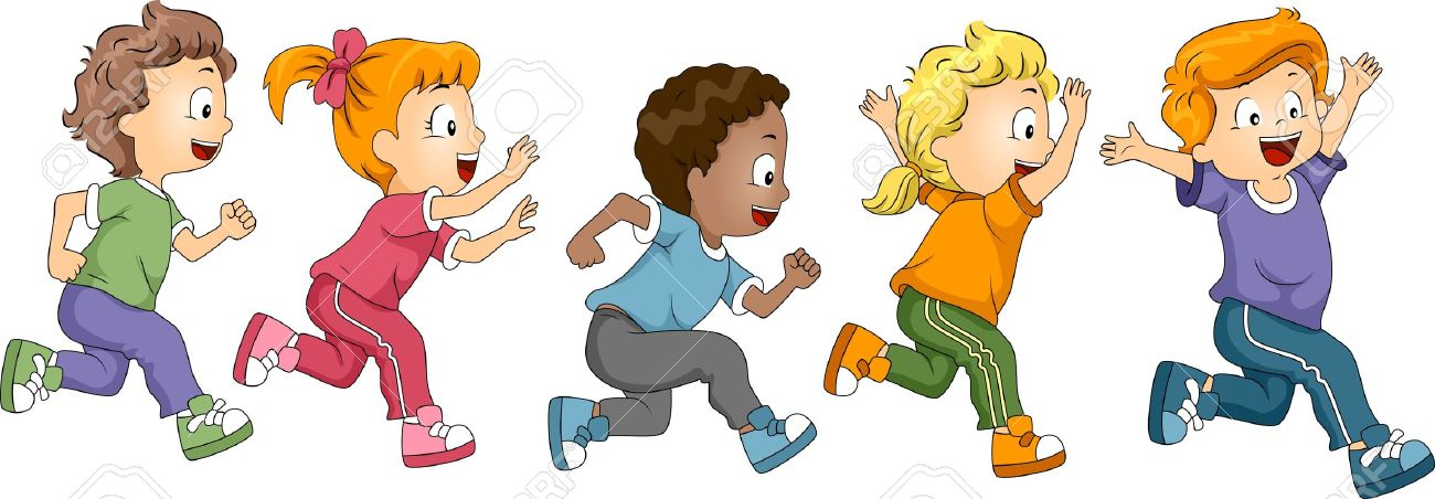 Race clipart child athletics Event On! Athletics Little Whats