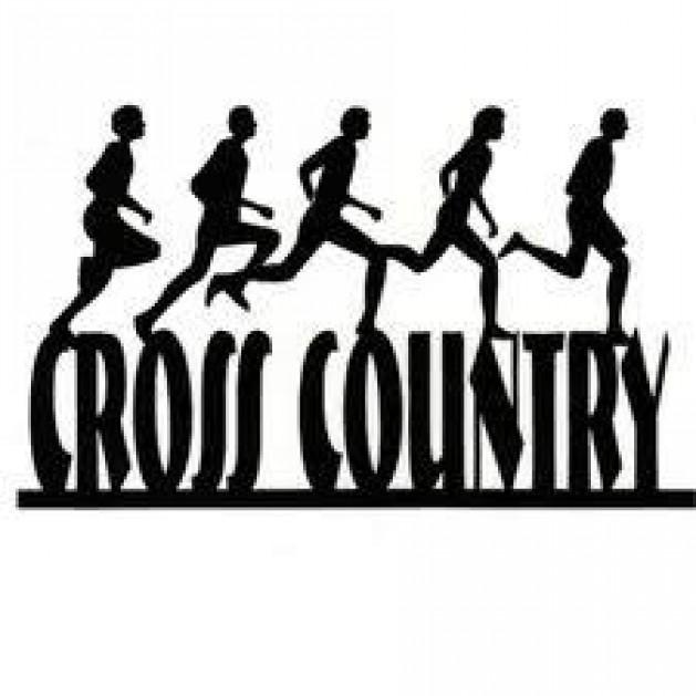 Arrow clipart cross country Cross Country Art Cross Clip