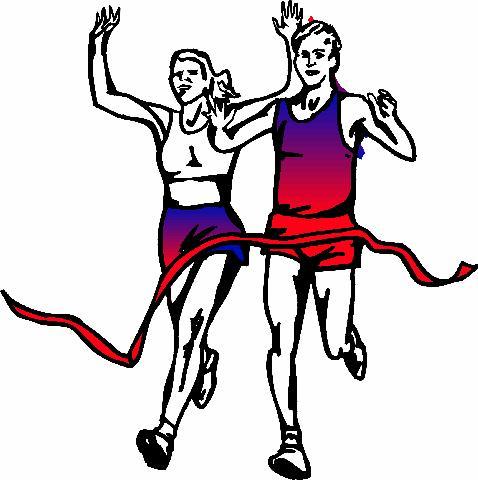 Winning clipart runner Running Country cross Clipart Clip