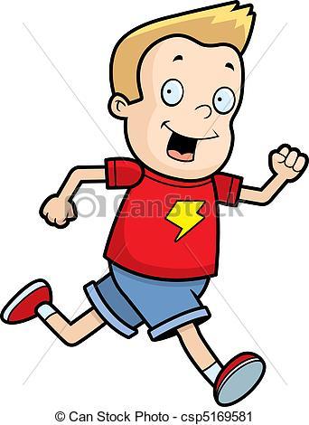 Racing clipart kids run Race Race Running Bay Clipart