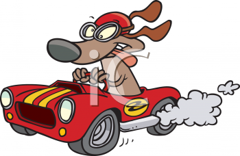 Vehicle clipart fast car Race Panda For Images Clipart