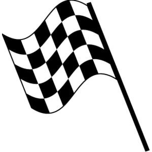 Racer clipart finish line Winners Finish Art Race Line