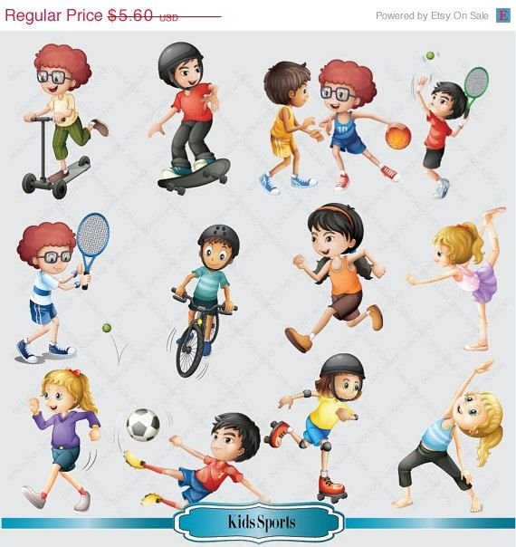 Race clipart kid fitness On Education 142 images Physical