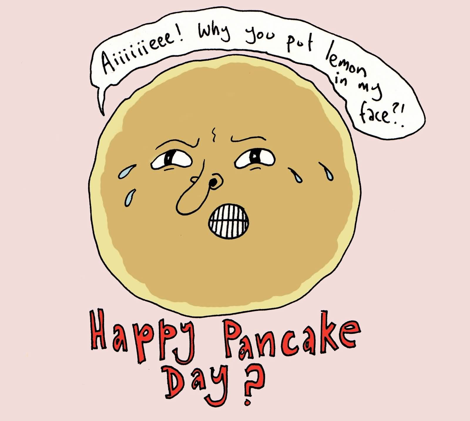 Race clipart pancake day Pancake Day Why Pancake You