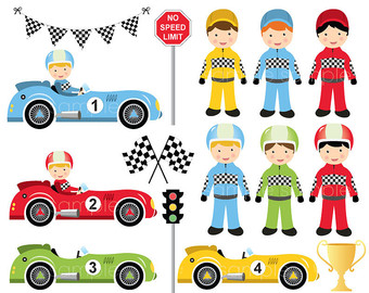 Yamaha clipart race car driver Crafts Making Scrapbooking clipart Trophy