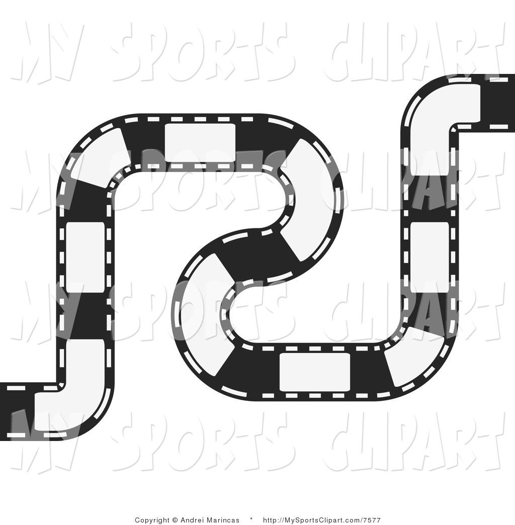 Horse Racing clipart speedway #6