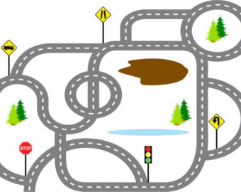 Roadway clipart race track road Art Clip race%20clipart Clipart Race