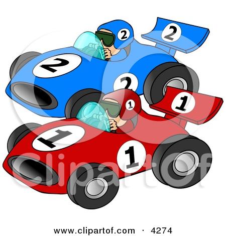 Horse Racing clipart speedway #2