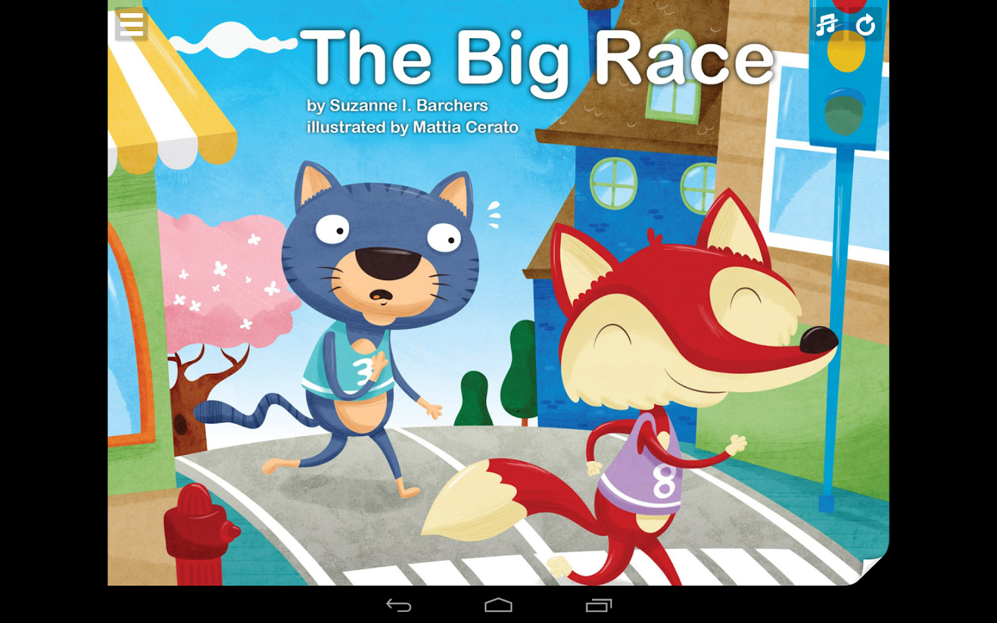 Race clipart the big #12