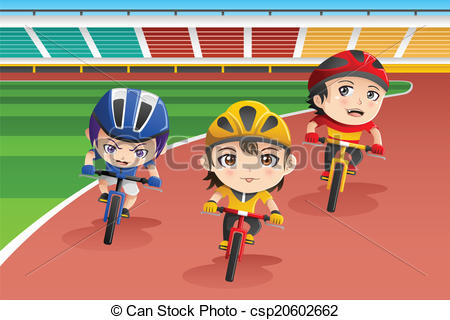 Race clipart the big #6