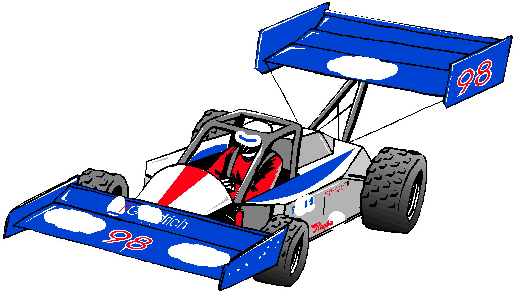 Race clipart the big #11