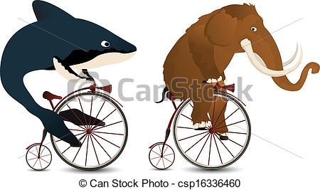 Race clipart the big #5
