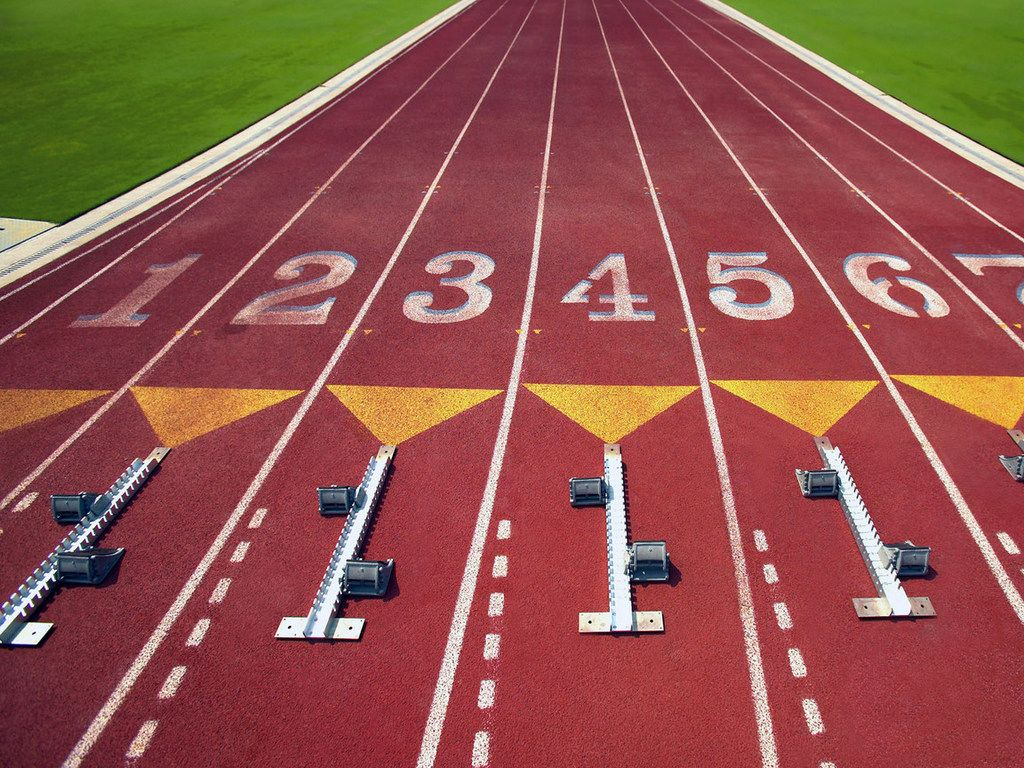 Race clipart track and field Track and  field Clipart