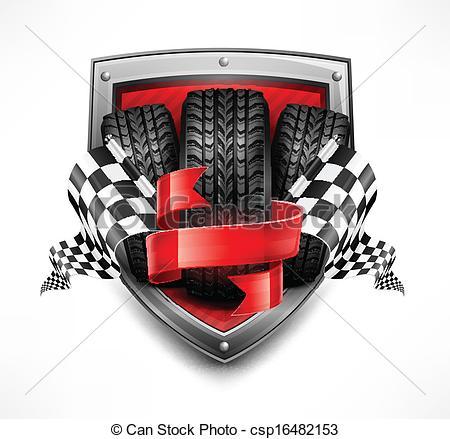Racer clipart tire Csp16482153  symbols symbols Clipart