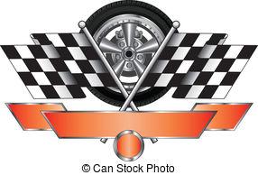 Racing clipart happy kid Vector With Design Racing Racing