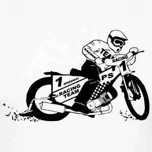 Racing clipart speedway Shirts Men's T Spreadshirt Dirt