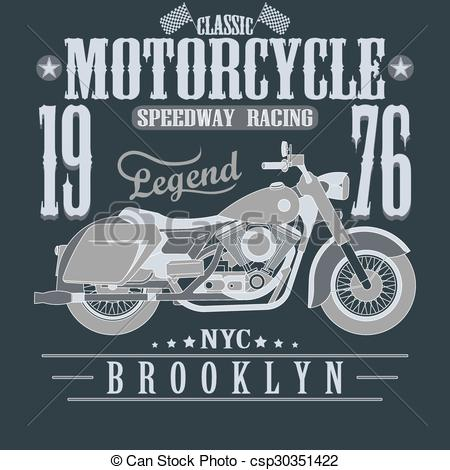Racing clipart speedway Brooklyn Speedway vector Graphics Illustration
