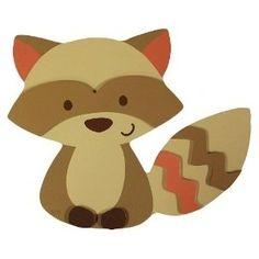 Raccoon clipart woodland Raccoon Cute ClipartMe Clipart Clipart