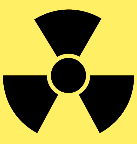 Radioactive clipart caution Art Warning Download Radiation Clip
