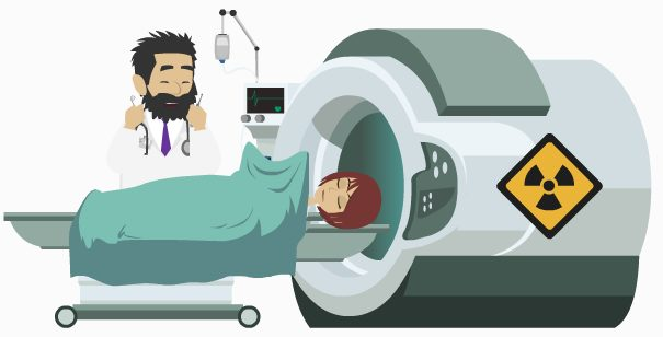 Radioactive clipart radiation therapy Mesothelioma  Treatment Radiology: /
