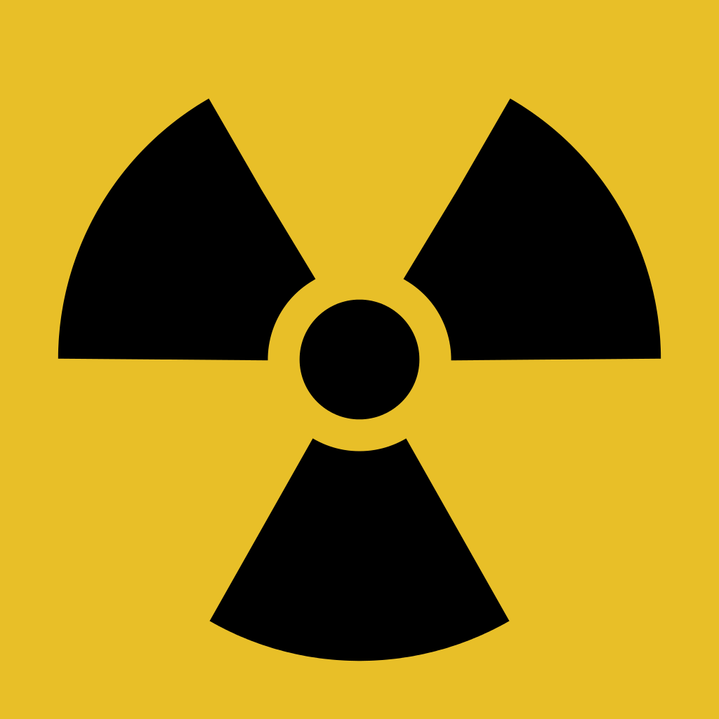 Radiation clipart chemical spill #4