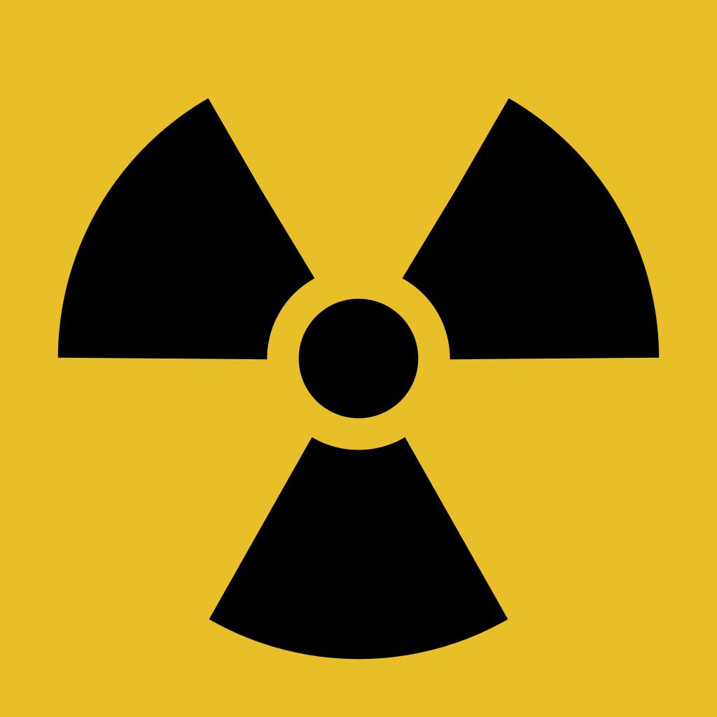 Radiation clipart chemical spill The symbol Wikipedia (trefoil) radiation