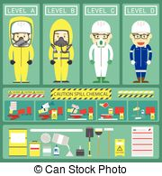 Radiation clipart chemical spill #5