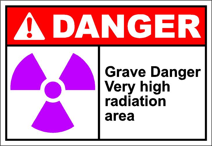 Radiation clipart high #13