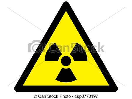 Radioactive clipart radiation therapy Radiation Nuclear of Stock csp0770197