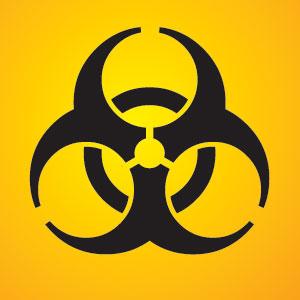 Radiation clipart quarantine #5