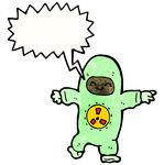 Radiation clipart quarantine #7