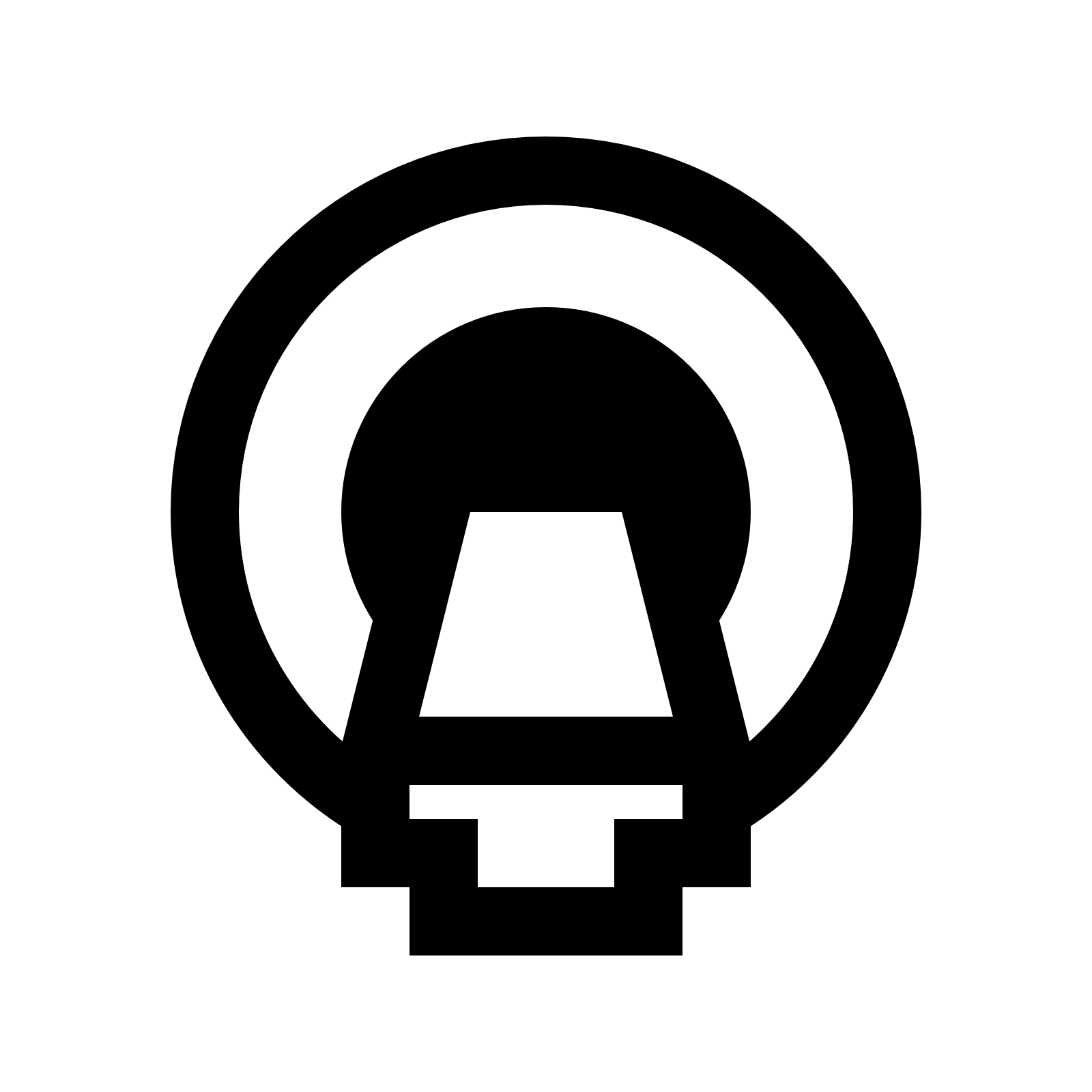 Radioactive clipart radiation therapy Free Microbeam Therapy Microbeam icon