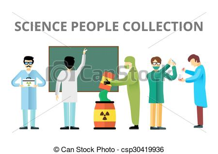 Radiation clipart science #4
