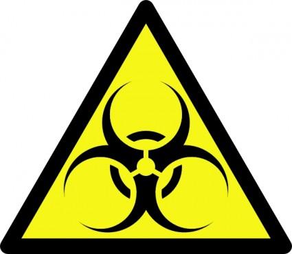 Radiation clipart toxic #6