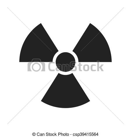 Toxic clipart radiation Illustration Art nuclear Clip reactor